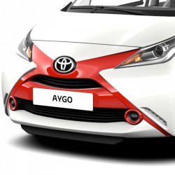 Pack X-OUTSIDE - AYGO 2014